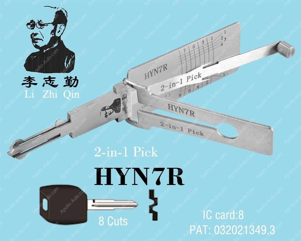 LISHI 2-in-1 Pick Decoder Hyundai HYN7R
